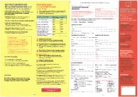 INSCRIPTION TRANSPORT 2020-2021